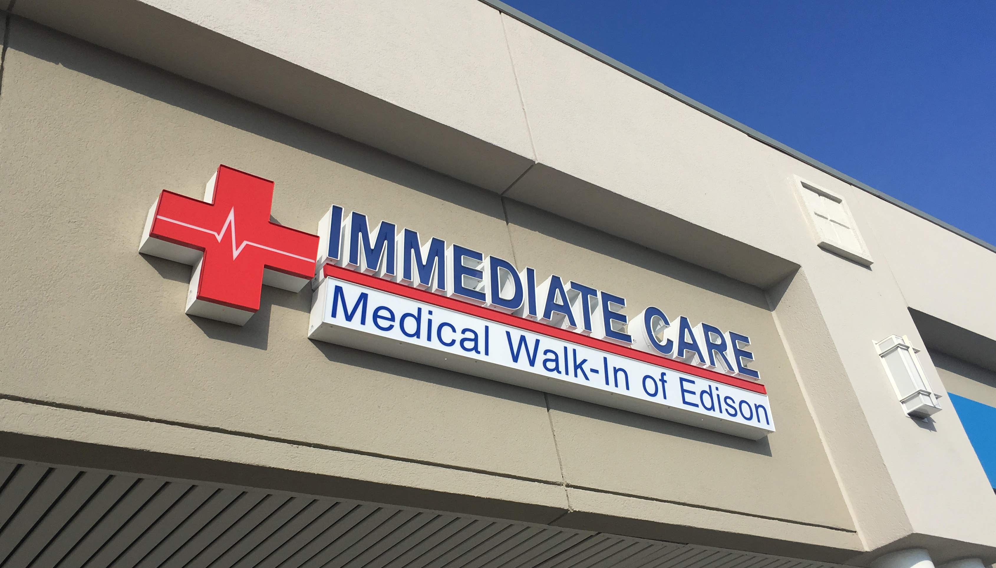 edison location is now open | immediate care medical walk-in