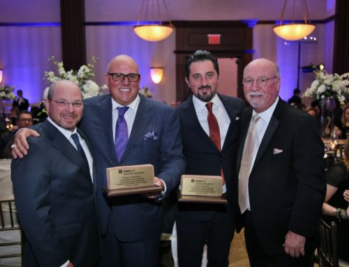 Immediate Care & SFC Enterprises, Inc.'s CEO Salvatore & VP of Construction, Frank Cannizzaro Honored by CentraState Healthcare Foundation