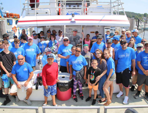5th Annual Fishing Trip is Another Success