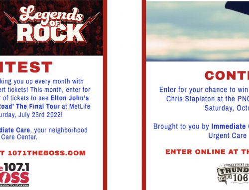 TWO Contests – ENTER FOR YOUR CHANCE TO WIN!